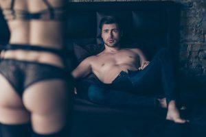 Striptease huren
